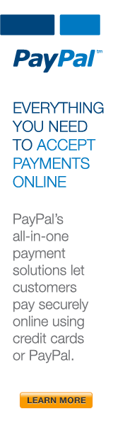 PayPal Payments - e-commerce LUMINO WEB DESIGN