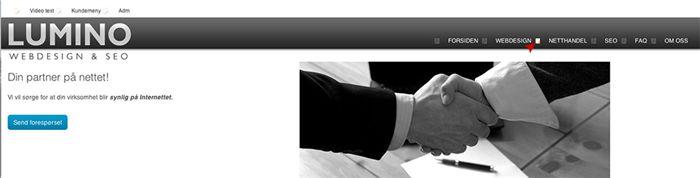 Tech blog - Lumino Webdesign og SEO